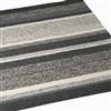 Brinker Carpets Step Design A Grey Antraciet, Grijs, Ivory