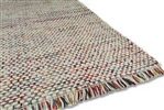 Brinker Carpets Sunshine Red mullti Multicolor, Rood
