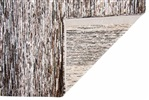 Louis de Poortere Uyuni Tunupa 8888 Brine and brown Antraciet, Ivory, Multicolor, Taupe