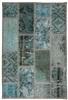 Brinker Carpets Vintage Light Blue Blauw