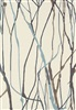Brink & Campman Estella  Drip 878104 Blauw, Grijs, Taupe