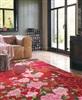 Brink & Campman Yara Garland 133300 Groen, Multicolor, Paars, Rood, Roze