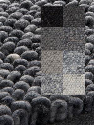 Brinker Carpets Step a10 Grijs Grijs