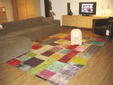Brinker Carpets Vintage Happy Colors Multicolor