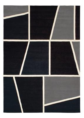 Arte Espina Tweed 4072-68 Grijs, Zwart / Wit