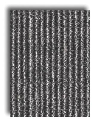 Hamat Manilla-015-anthracite (Band Katoen) Antraciet