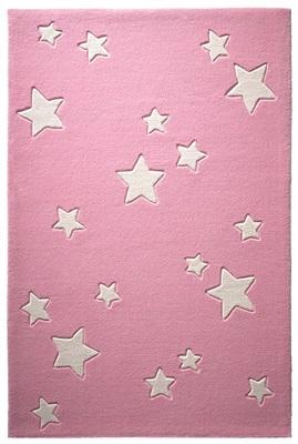 BellyButton Sternen Zelt BB 4215-02 Ivory, Roze