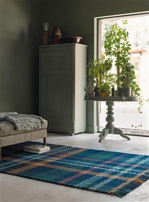 Brink & Campman Atelier Couture 49408 Blauw, Groen, Oker, Terra