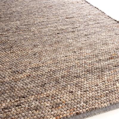 Brinker Carpets Clif 812 Creme, Grijs, Taupe