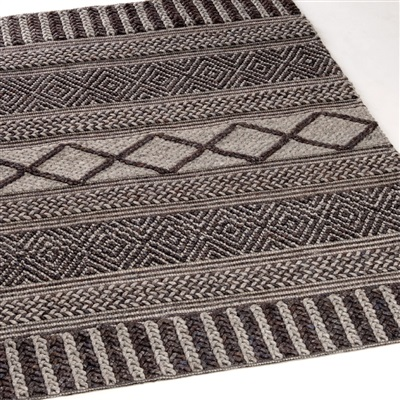 Brinker Carpets Marrakech 700 Antraciet, Grijs, Ivory