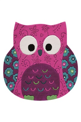 Smart Kids Little Owl SM-3659-04 Multicolor, Roze