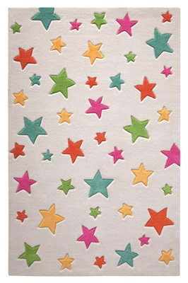 Smart Kids Simple Stars SM-3984-07 Multicolor, Wit