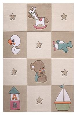 Smart Kids Newborn SM-3986-06 Beige, Multicolor