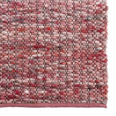 De Munk Carpets Firenze 16 Grijs, Rood, Roze