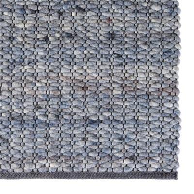 De Munk Carpets Firenze 17 Blauw, Grijs