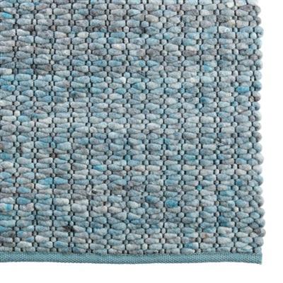 De Munk Carpets Firenze 19 Grijs, Turquoise