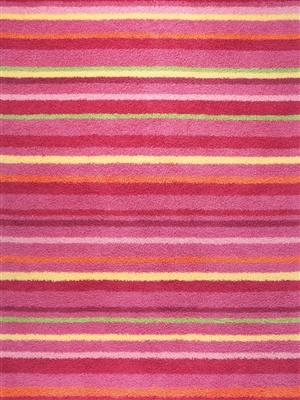 Esprit Funny Stripes - ESP-2845-01 Multicolor, Roze