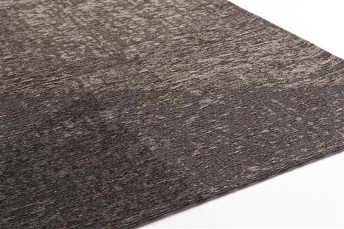 Brinker Carpets Geometrics nika silver Grijs, Zilver