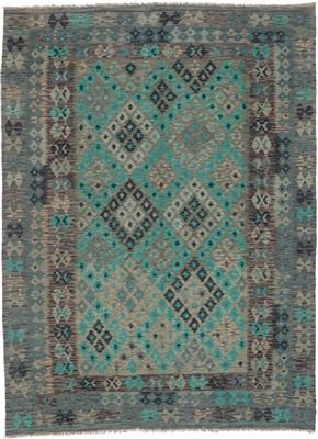 De Munk Carpets Kelim ** KMUCL-CC-263-170x226 Multicolor