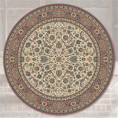 Lano Kasbah S 13720-471 rond Beige, Roze