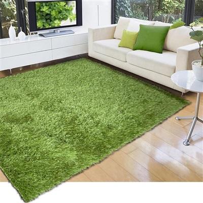 Onze Huis Collectie LILOU GROEN vloerkleed Groen