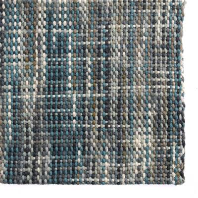 De Munk Carpets Mirone 03 Antraciet, Blauw, Grijs, Ivory, Taupe