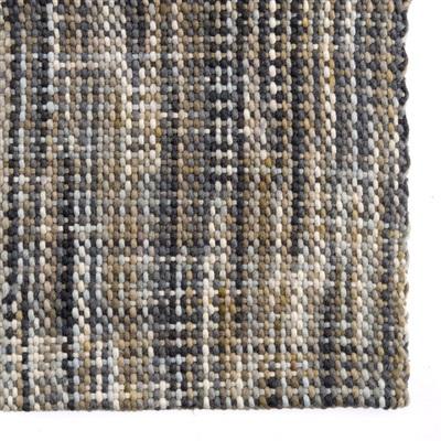 De Munk Carpets Mirone 04 Antraciet, Creme, Grijs, Ivory, Taupe