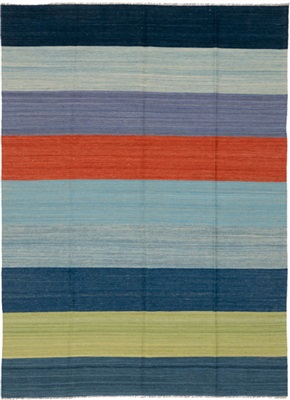 De Munk Carpets Kelim MMUCE-CC-18-01-177X242 Multicolor