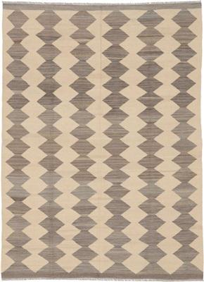 De Munk Carpets Kelim MMUCE-CC-38-07-173X228 Creme, Grijs
