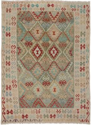 De Munk Carpets Kelim KMUCL-CC-002-180x272 Multicolor
