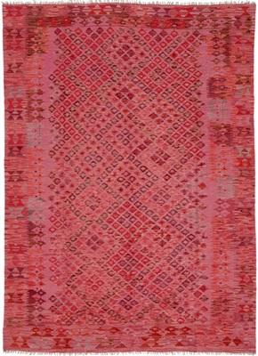 De Munk Carpets Kelim KMUCL-CC-021-191x235 Rood