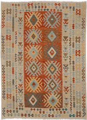 De Munk Carpets Kelim KMUCL-CC-023-206x250 Multicolor