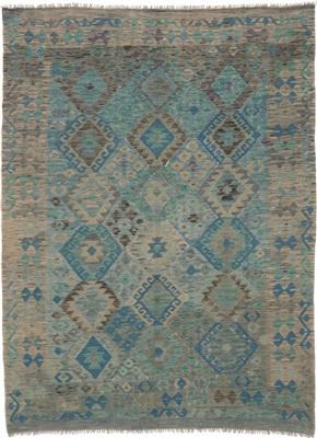 De Munk Carpets Kelim KMUCL-CC-029-178x243 Multicolor