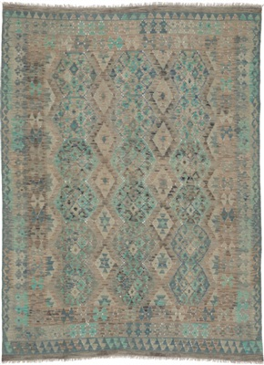 De Munk Carpets Kelim KMUCL-CC-031-181x236 Multicolor