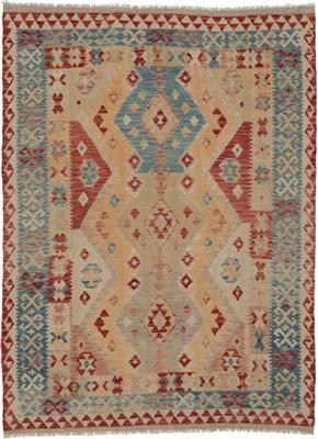 De Munk Carpets Kelim KMUCL-CC-040-180x232 Multicolor