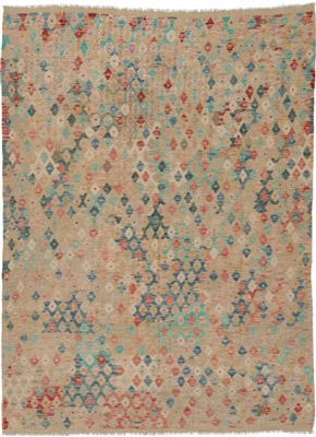 De Munk Carpets Kelim KMUCL-CC-044-182x234 Multicolor