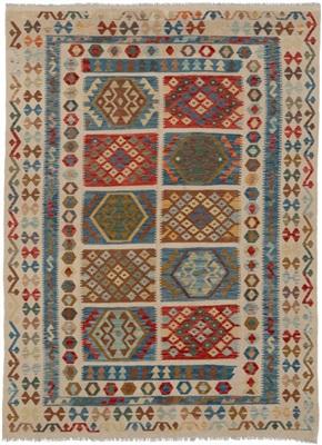 De Munk Carpets Kelim KMUCL-CC-222-178x250 Multicolor