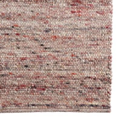 De Munk Carpets Napoli NA-10 Grijs, Oranje, Rood, Zwart