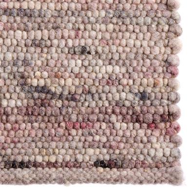 De Munk Carpets Napoli NA-12 Creme, Grijs, Roze