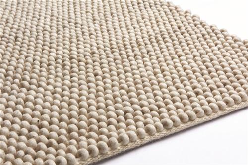 Brinker Carpets New Loop 110 Ivory, Wit