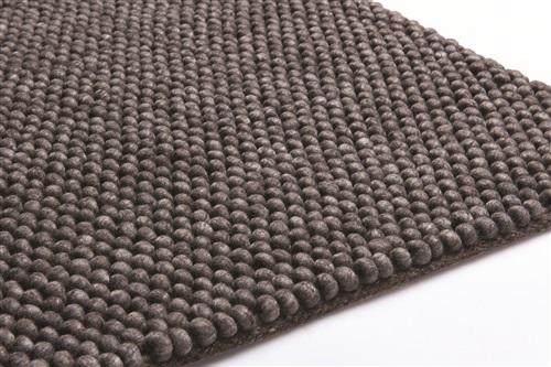 Brinker Carpets New Loop 900 Antraciet, Grijs