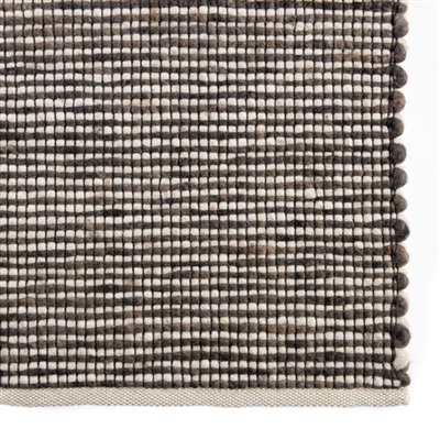 De Munk Carpets Roma RO-03 Bruin, Ivory