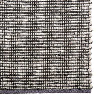 De Munk Carpets Roma RO-06 Antraciet, Grijs, Ivory, Zwart