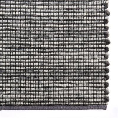De Munk Carpets Roma RO-08 Antraciet, Grijs, Ivory