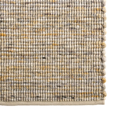 De Munk Carpets Roma RO-13 Geel, Grijs