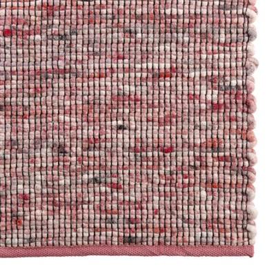De Munk Carpets Roma RO-16 Grijs, Rood, Roze