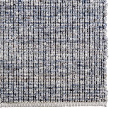 De Munk Carpets Roma RO-17 Blauw, Bruin, Grijs