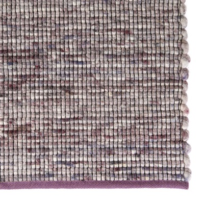 De Munk Carpets Roma RO-20 Creme, Grijs, Paars