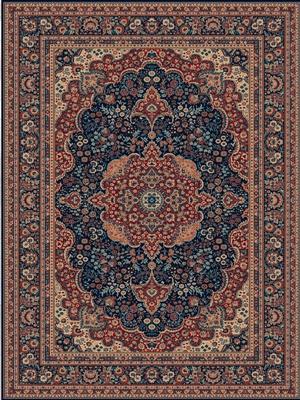 Lano Royal 1560-509 Blauw