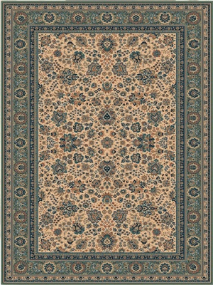 Lano Royal 1561-508 Beige, Groen